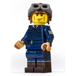 WWII British Airman