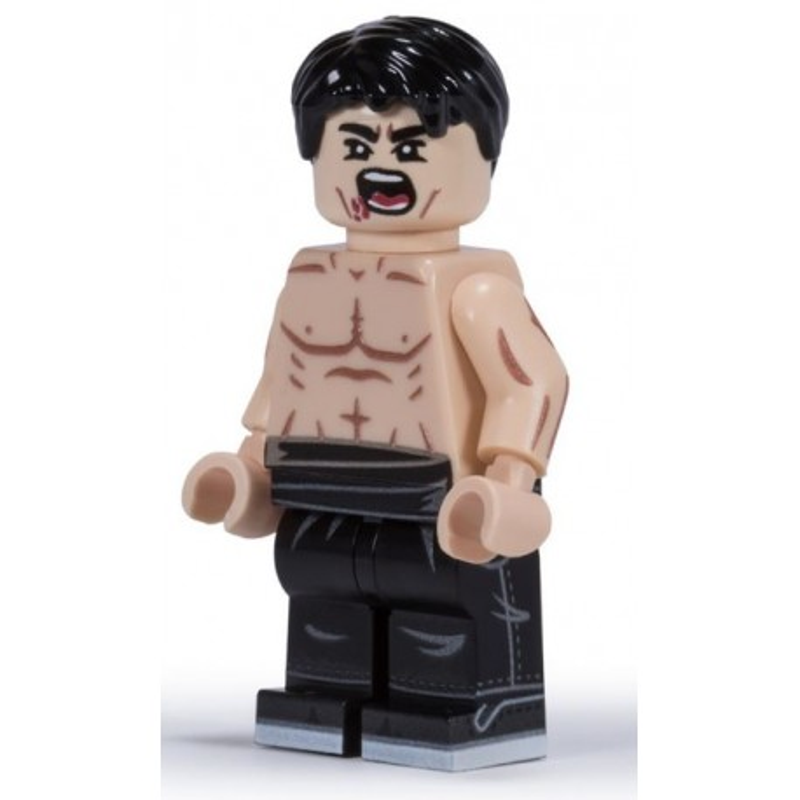Kung Fu Master - Bruce