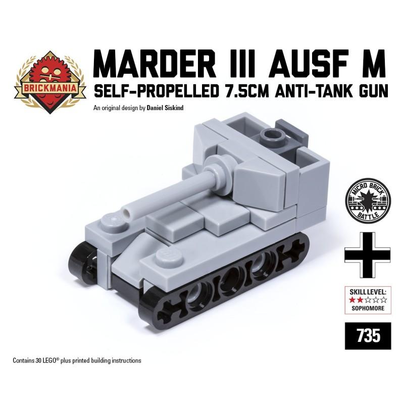 Marder III Ausf M - Micro-tank