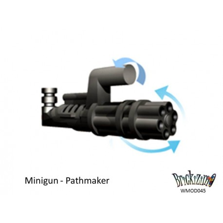 MiniGun - PathMaker
