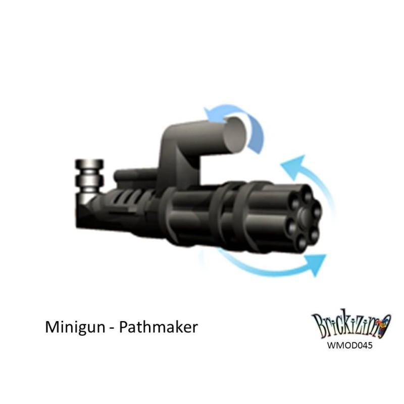 MiniGun - PathMaker