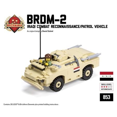 BRDM-2 (Iraqi)