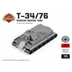 T-34/76 - Micro-tank
