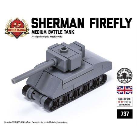 Sherman Firefly - Micro-tank