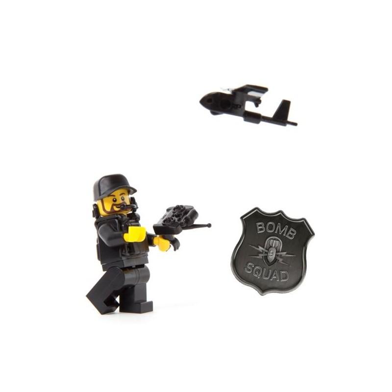 Bomb Squad - Drone Commander