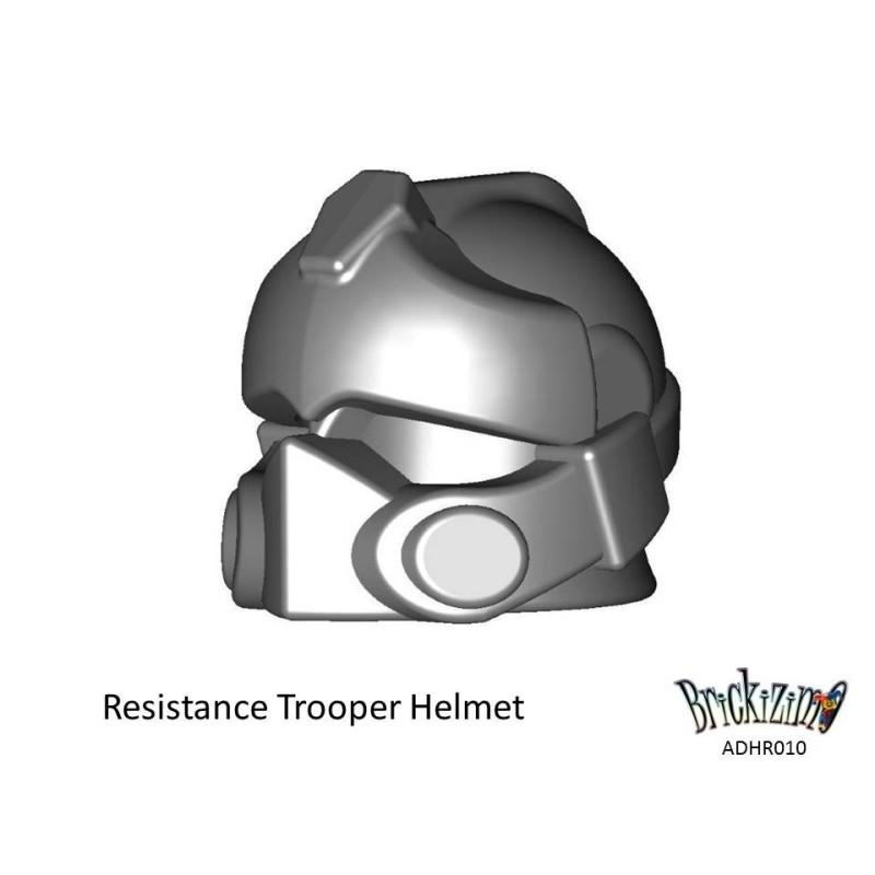 Modern Militaire Helm - Lichtblauw