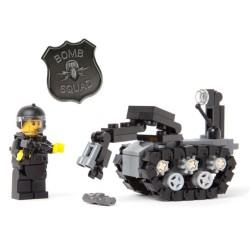 Bomb Squad - Bomb Robot Team