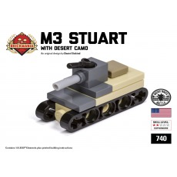 M3 Stuart - Micro Tank