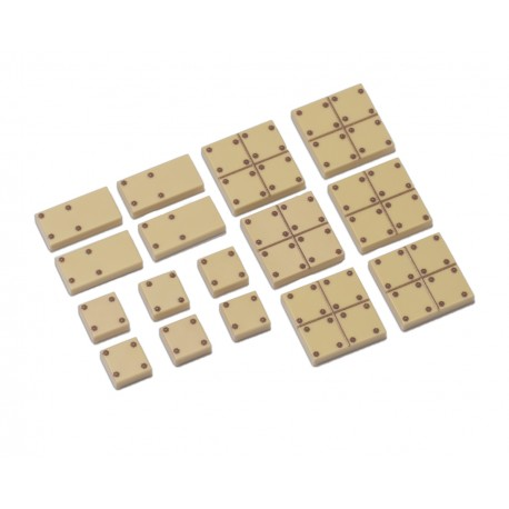 Reactive Armor Tile set