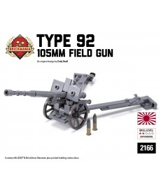 Type 92 105mm Field Gun