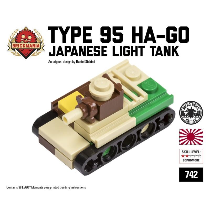 Type 97 Chi-Ha - Micro Tank