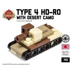 Type 4 Ho-Ro - Micro-tank