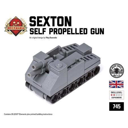 Sexton SPG - Micro-tank
