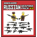 BrickArms Russische Wapen set v2