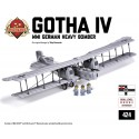 Gotha IV - WWI German Heavy Bomber