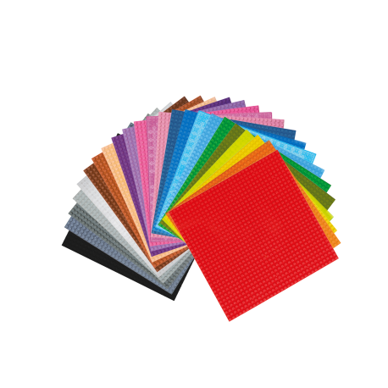 PACK 3x 32x32 Baseplate