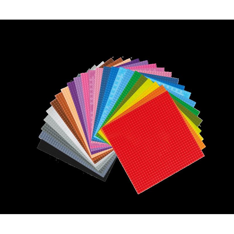 SET 3x 32x32 Grundplatte