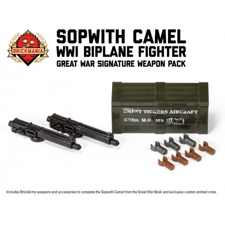 Sopwith Camel Signature Weapon Pack