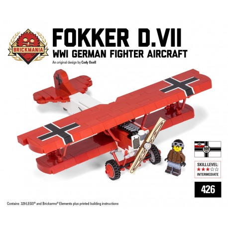 Fokker Dr.1 - Special Red Baron Edition