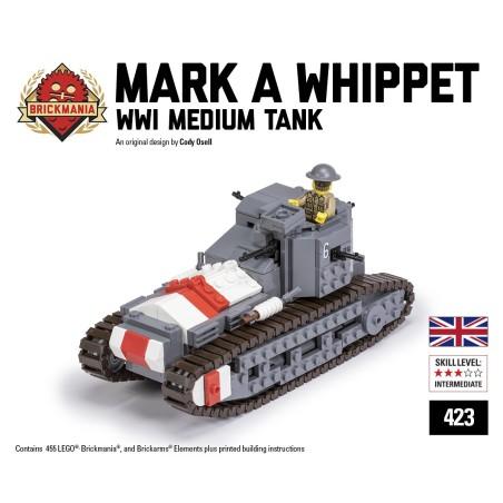 Mark A Whippet