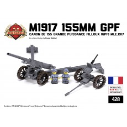 M1917 155mm GPF