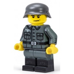 WWII German Heer Soldat V2
