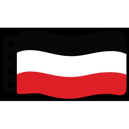 1. Welt Krieg Flage : Deutschland