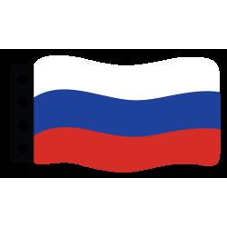 Flag : Russia