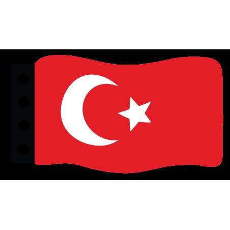 Flage : Osmanisches Reich