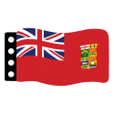 Flag : Canada (Red Ensign)