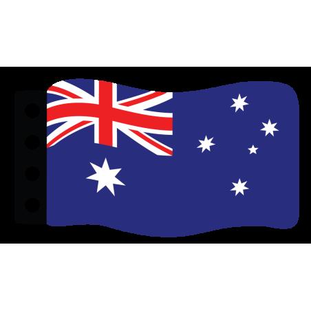 Flag : Australia
