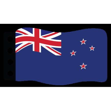Vlag: Nieuw Zeeland