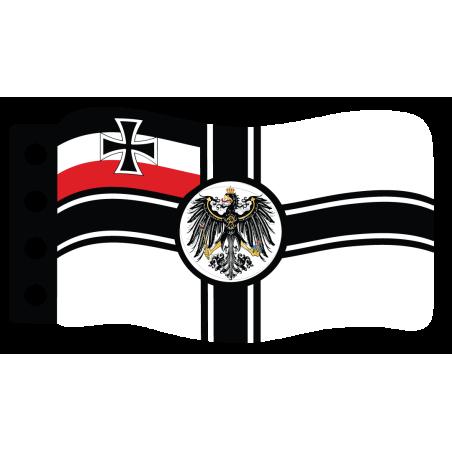 Vlag: Duitsland (Imperial War)