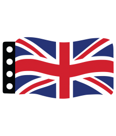 Flag : Great Britain (Union Jack)