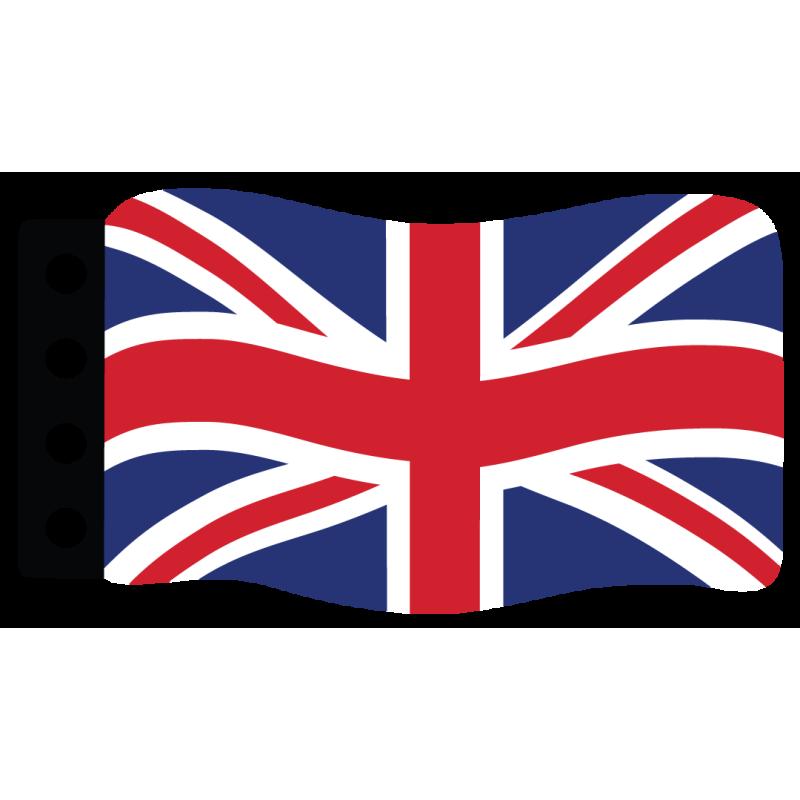 Flage : Großbritannien (Union Jack)