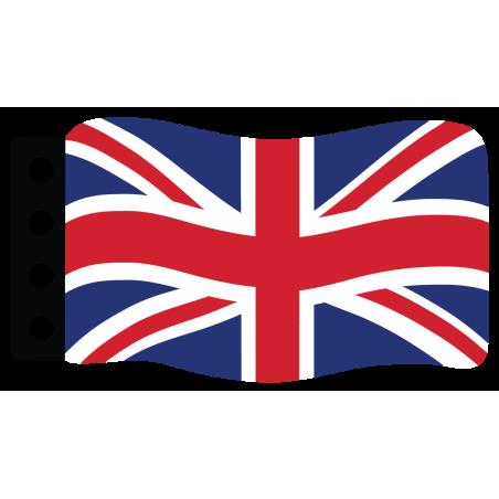 Vlag: Groot-Brittannië (Union Jack)