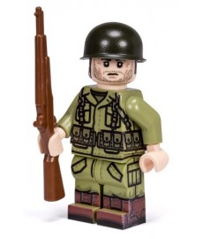 Korean War US Army Rifleman