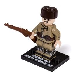 Korean War Nordkoreanische Infanterie