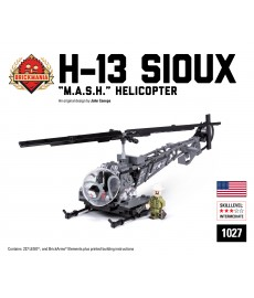 "H-13 Sioux ""M.A.S.H."" Helicopter"
