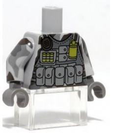 Citizen Brick - Urban Camo Torso