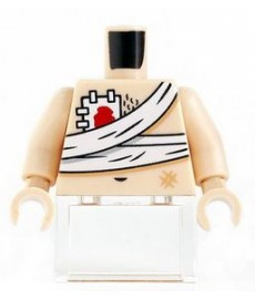 Citizen Brick - Wounded - Torso
