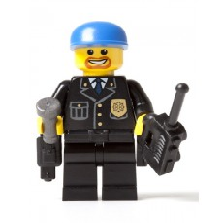 Politie - S.W.A.T. commandant