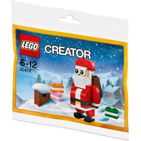 LEGO ® Santa Claus polybag [2017]