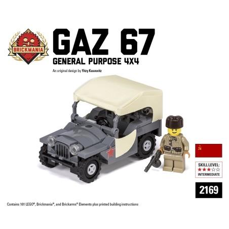 GAZ 67 - General Purpose 4x4