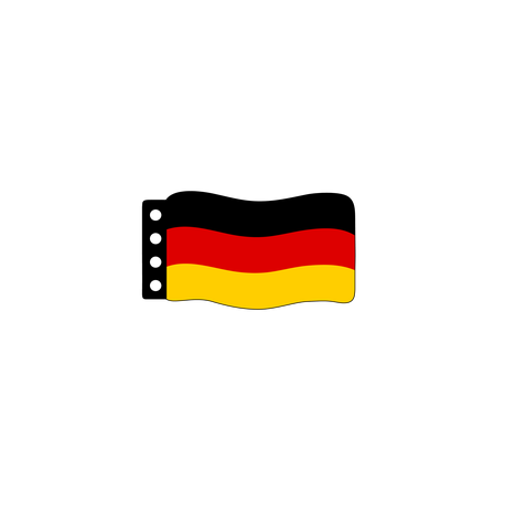 Flag : Germany (Modern)
