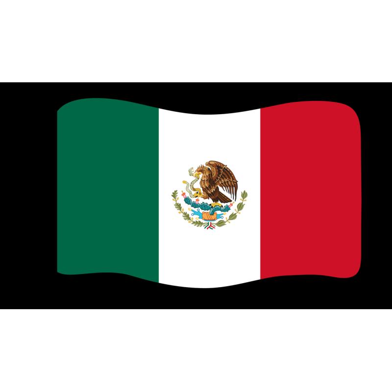 Flag : Mexico