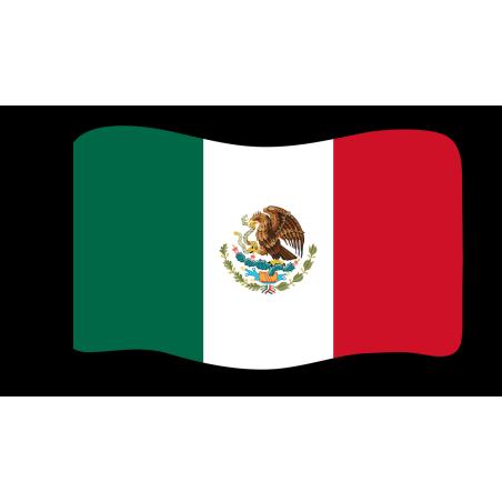 Flage : Mexiko