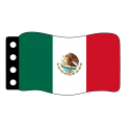 Vlag: Mexico