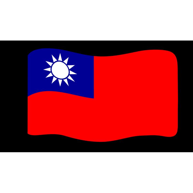 Vlag: Taiwan