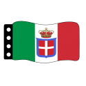 Flag : WW1 Italy (Naval)